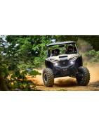 Quads rando-utilitaires et matériel motoculture dans les vosges
